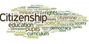 Citizenship Tag Cloud: Defining Public Education